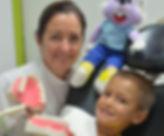 Childrens dentist at Bytes