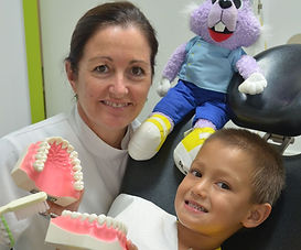 Childrens dentist at Bytes