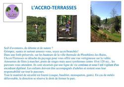 L'ACCRO-TERRASSES