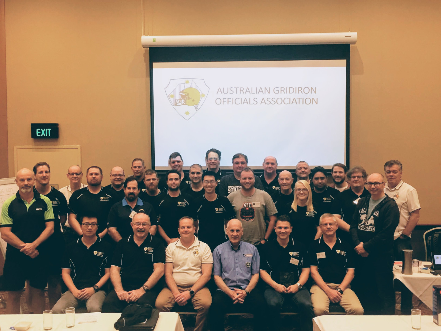 AGOA 2019 National Officiating Clinic