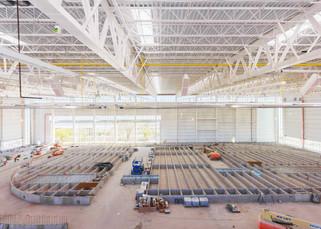 Ocean Breeze Indoor Athletic Center