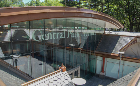 Central Park Police Precinct Rehabilitation