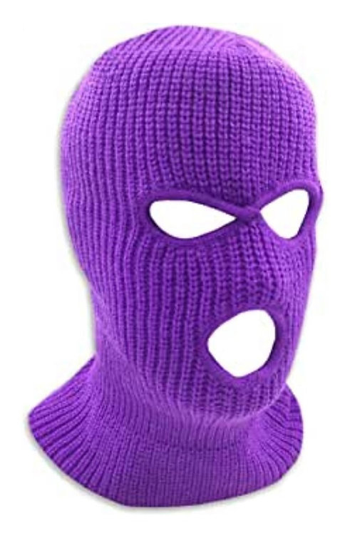 3 Hole Winter Ski Mask