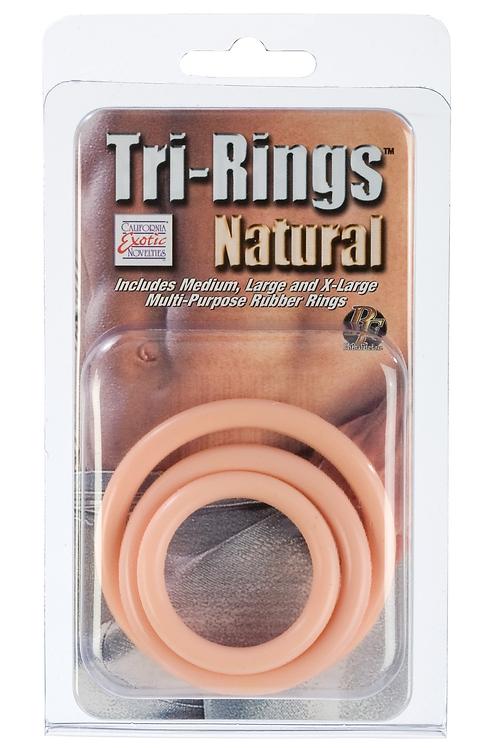 Tri Cock Rings