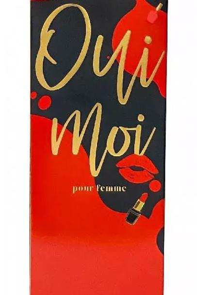 Oui Moi Mirage Perfume