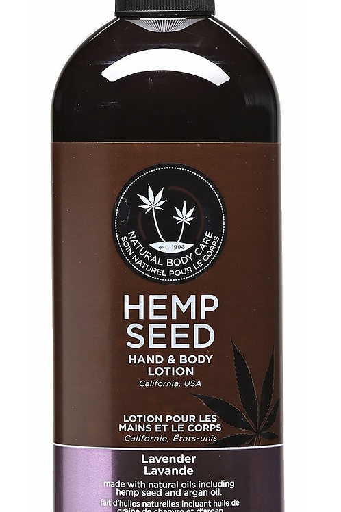 Hemp Seed Hand & Body Lotion
