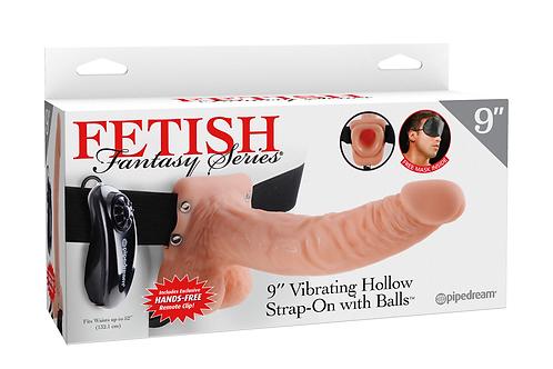 Fetish Fantasy Vibrating Strap On