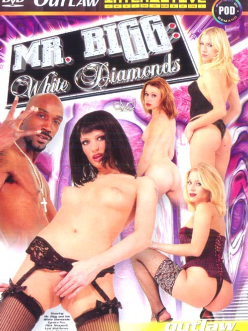 Mr. Bigg White Diamonds