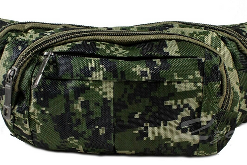 Digital Camo Waist Bag