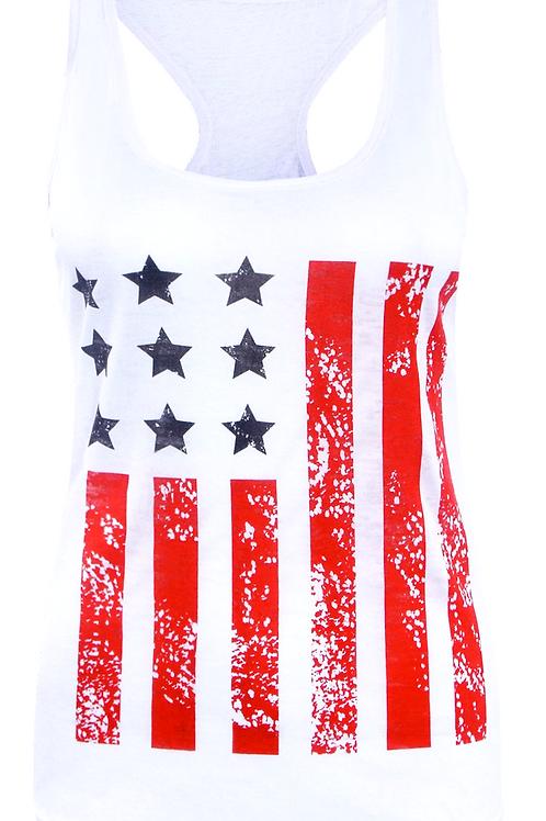 The American Dream Patriotic Tank Top