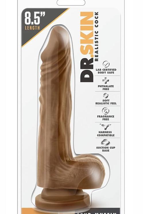 Dr. Skin Stud Muffin Realistic Dildo