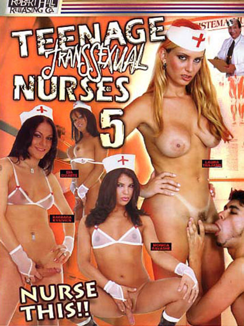 Teenage Transsexual Nurses Part 5