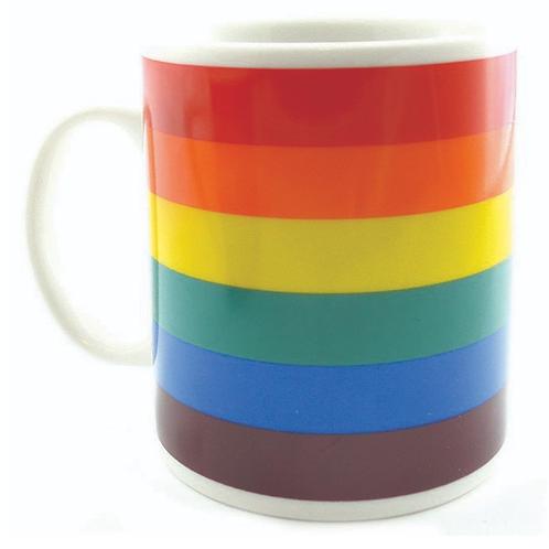 Rainbow Drinking Mug