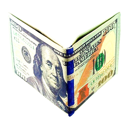 100 Dollar Bill Wallet
