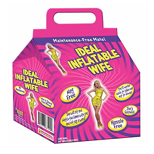 Vintage - Ideal Inflatable Wife