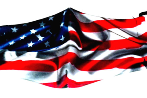 United States Of America Reusable Face Mask
