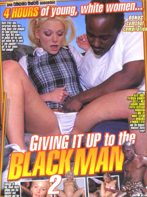 Giving It Up To The Black Man Part 2