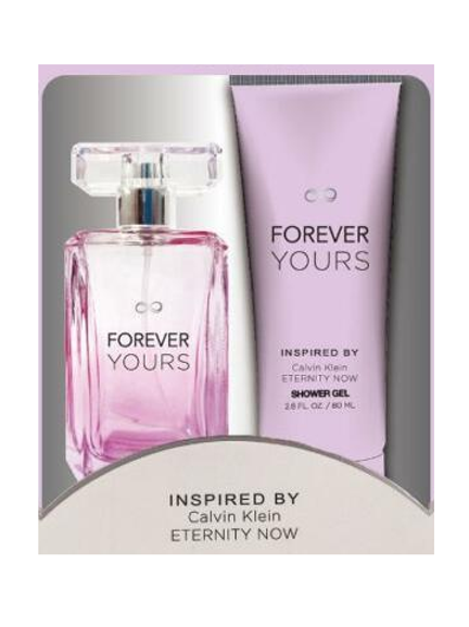 Forever Yours Perfume Gift Set