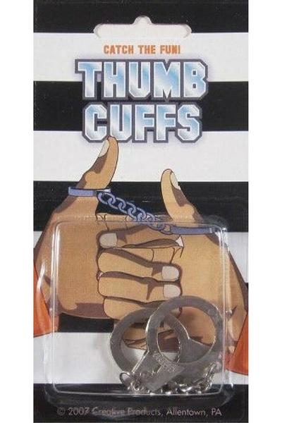 Vintage - Thumb Cuffs