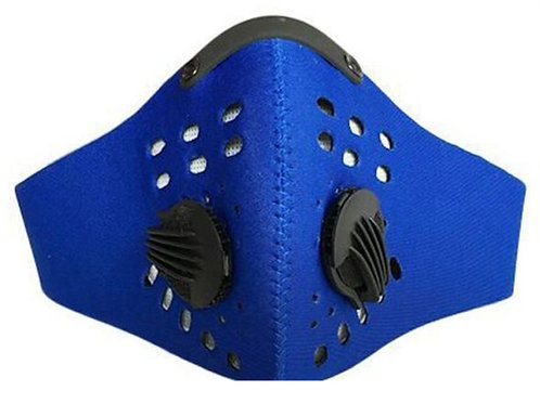 Velcro Strap Cycling Face Mask