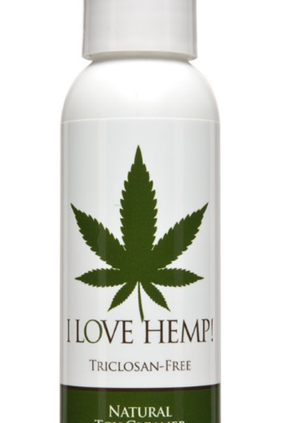 Hemp Natural Sex Toy Cleaner