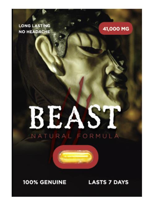 Beast Sex Pill