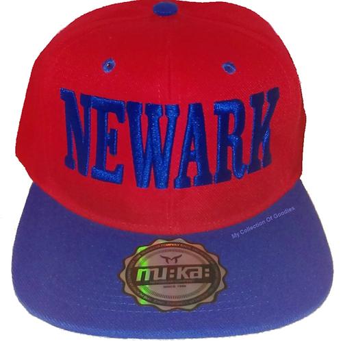 NEWARK Snapback Baseball Cap