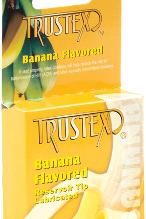 Trustex Flavored Condoms