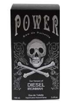 Power Cologne Spray
