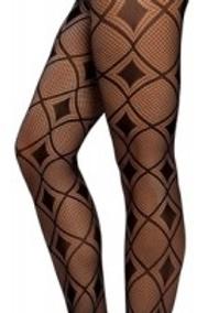 Diamond Sheer Stockings