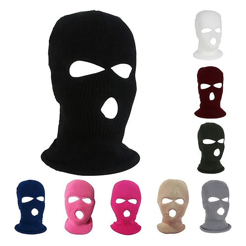 3 Hole Ski Mask