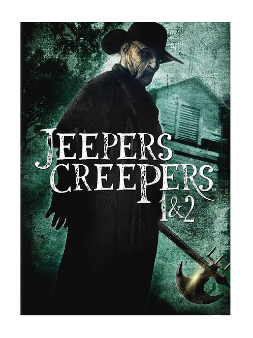 Jeepers Creepers DVD Movie