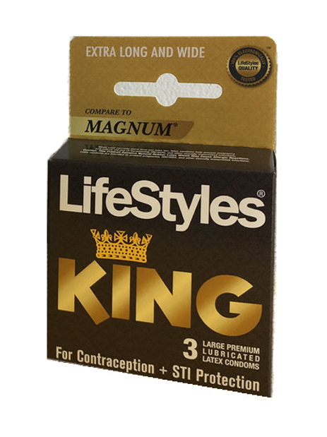 Life Styles King Condoms