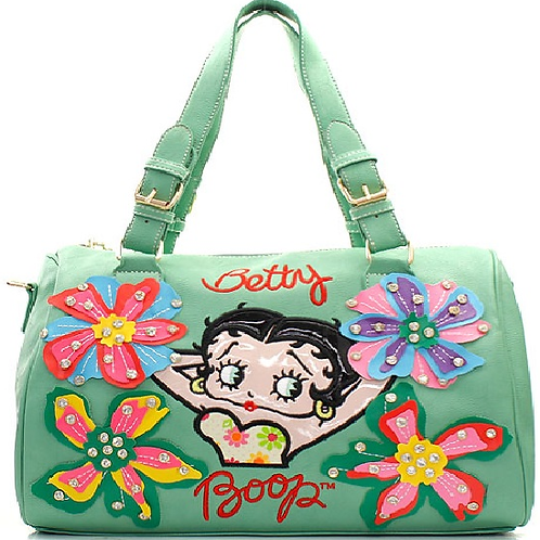 Betty Boop Free Style Purse