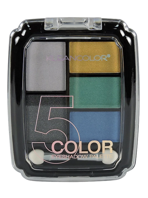 Kleancolor 5 Color Eye Shadow Palette