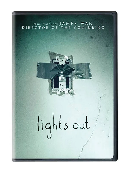 Lights Out DVD Movie