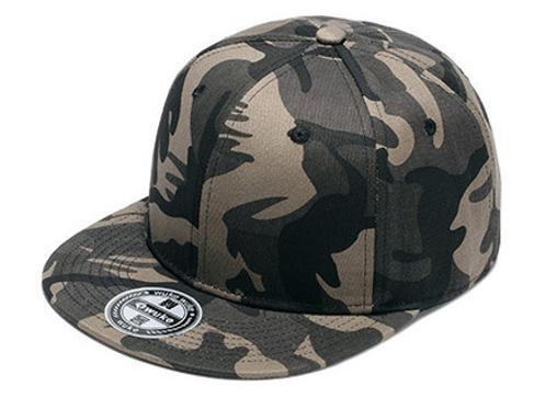 Half On A Dutch Camouflage Cap
