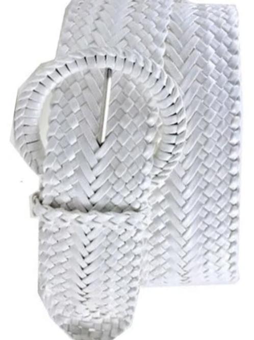 Braided Woven Belt