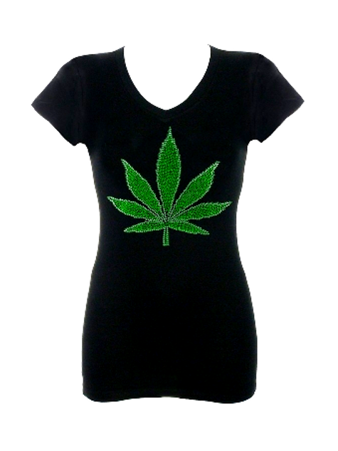 The Definition Of Weed V-Neck