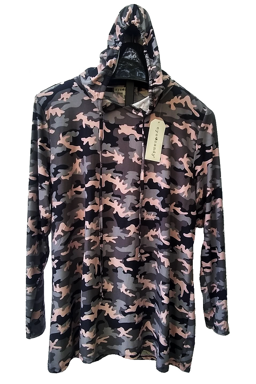 Eye Candy Designer Camo Shirt