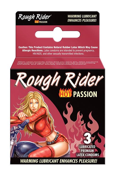 Rough Rider Hot Passion Condoms