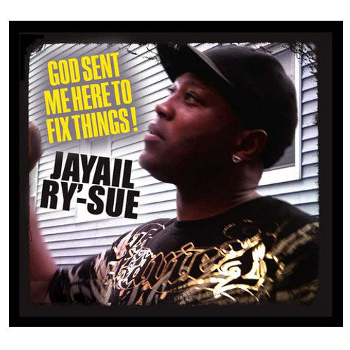 Jayail Ry'-Sue CD