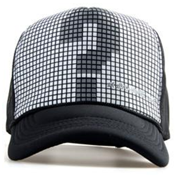Question Mark Fitted Cap