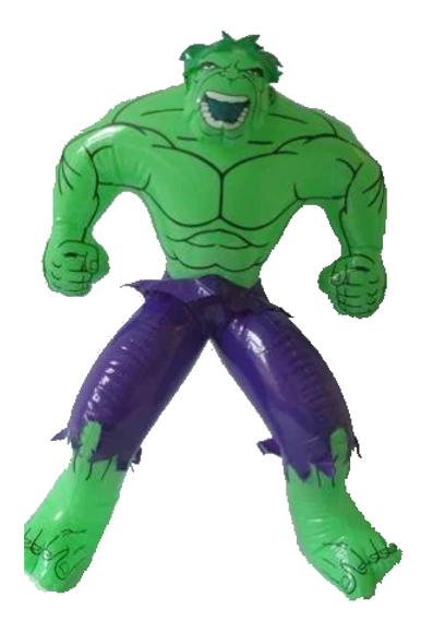 The Incredible Hulk Inflatable