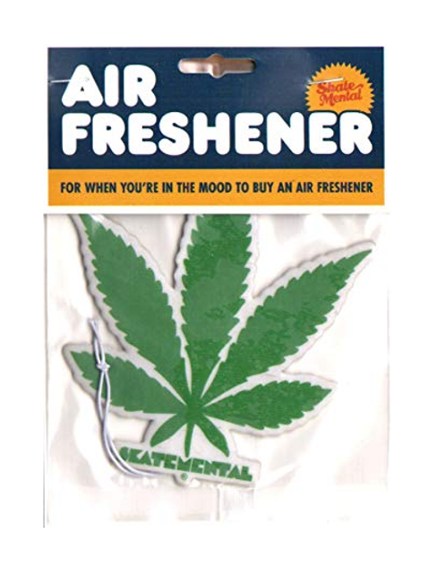 Pot Leaf Air Freshener