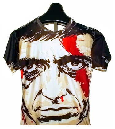 Scarface - Ready To Die - Shirt