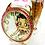 Thumbnail: Betty Boop Rhinestone Watch