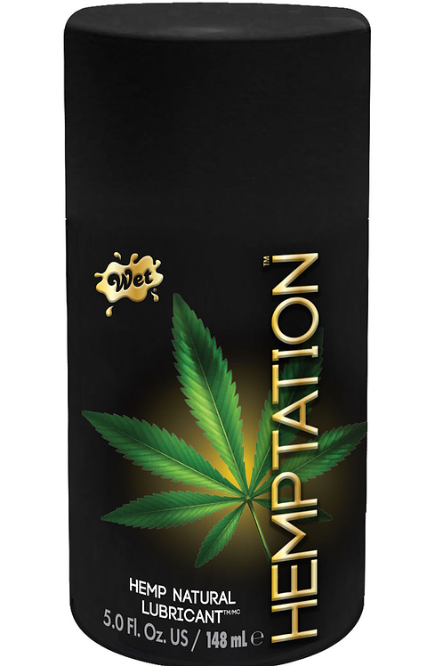Wet Hemptation Sex Lube