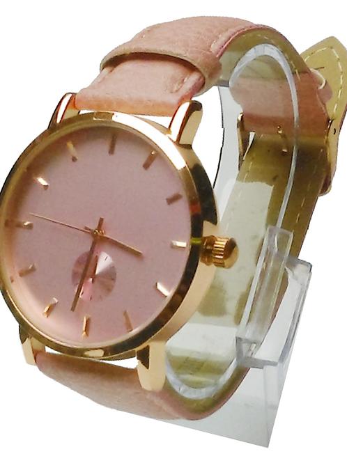 The Pink Rubenstien Watch
