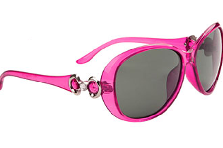 Metallic Crush Sunglasses